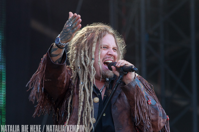 Фотография Korpiklaani #3, 03.08.2018, Germany, Wacken, Wacken Open Air