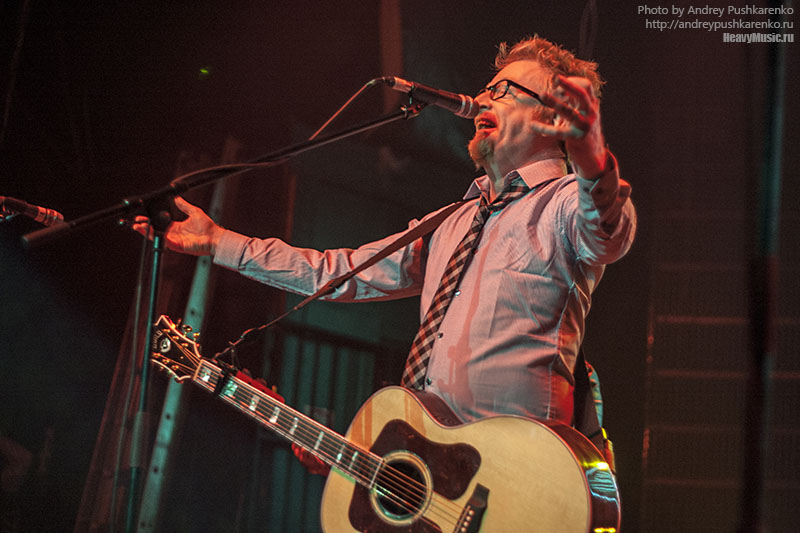 Фотография Flogging Molly #1, 08.09.2012, Москва, P!PL
