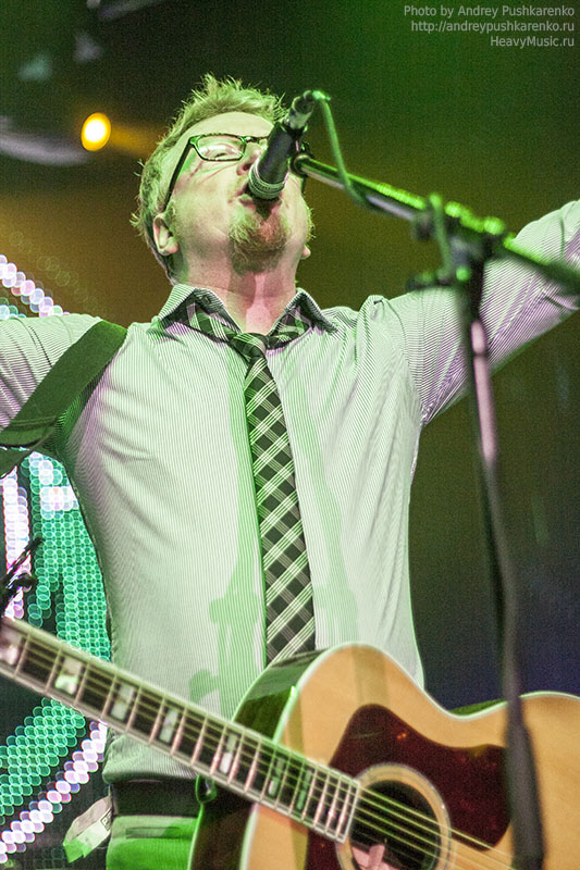 Фотография Flogging Molly #12, 08.09.2012, Москва, P!PL