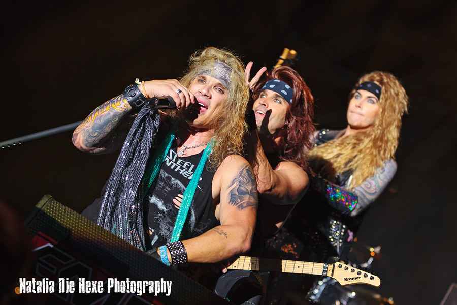Фотография Steel Panther #3, 20.08.2016, Germany, Dinkelsbühl, Summerbreeze Open Air