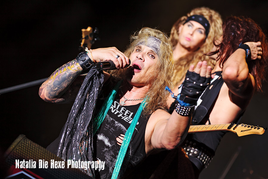 Фотография Steel Panther #4, 20.08.2016, Germany, Dinkelsbühl, Summerbreeze Open Air