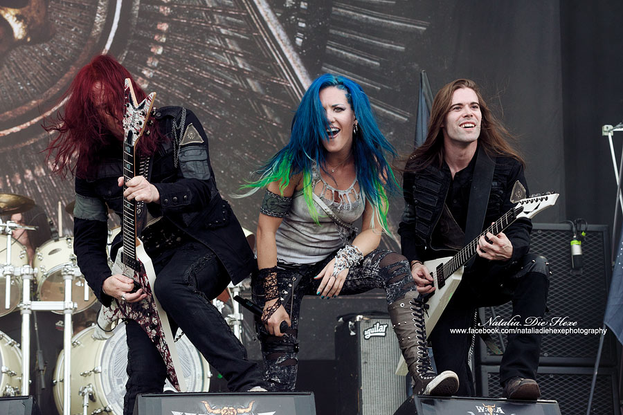Фотография Arch Enemy #10, 02.08.2014, Germany, Wacken, Wacken Open Air