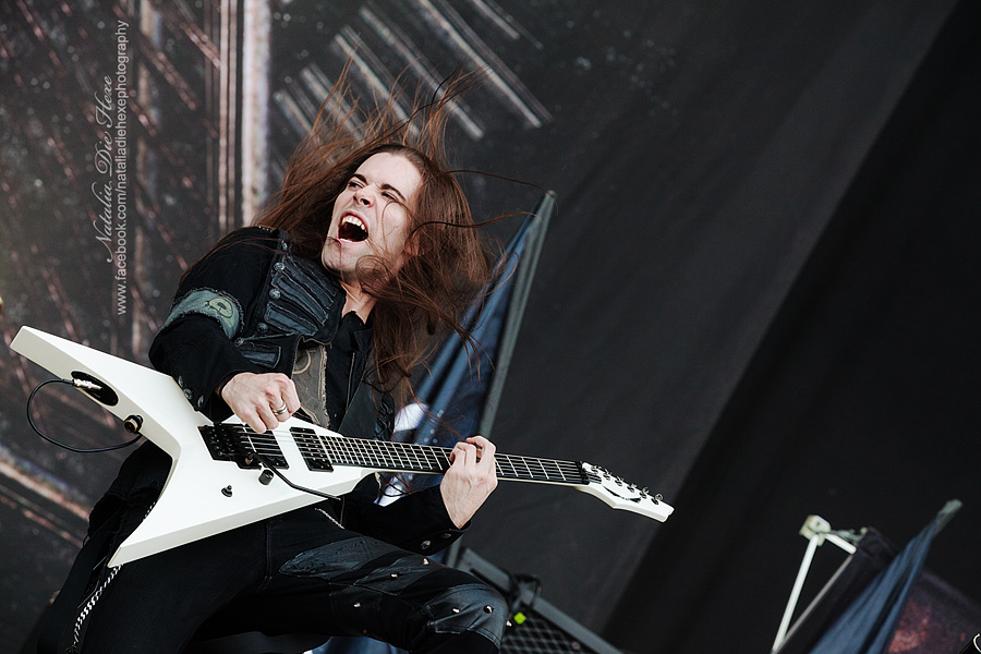 Фотография Arch Enemy #2, 02.08.2014, Germany, Wacken, Wacken Open Air