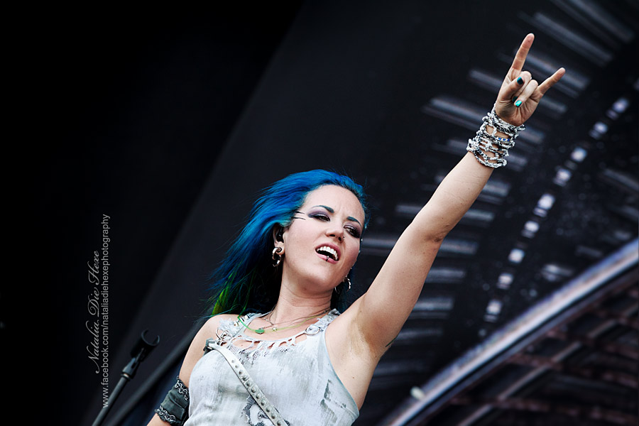 Фотография Arch Enemy #6, 02.08.2014, Germany, Wacken, Wacken Open Air
