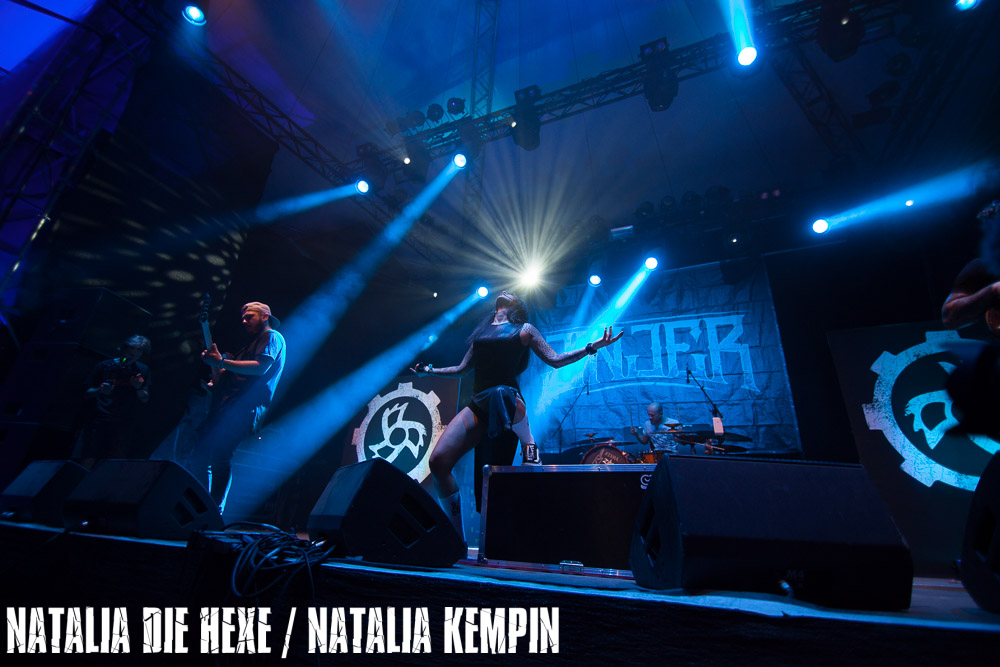 Фотография Jinjer #10, 18.08.2018, Germany, Dinkelsbühl, Summerbreeze Open Air