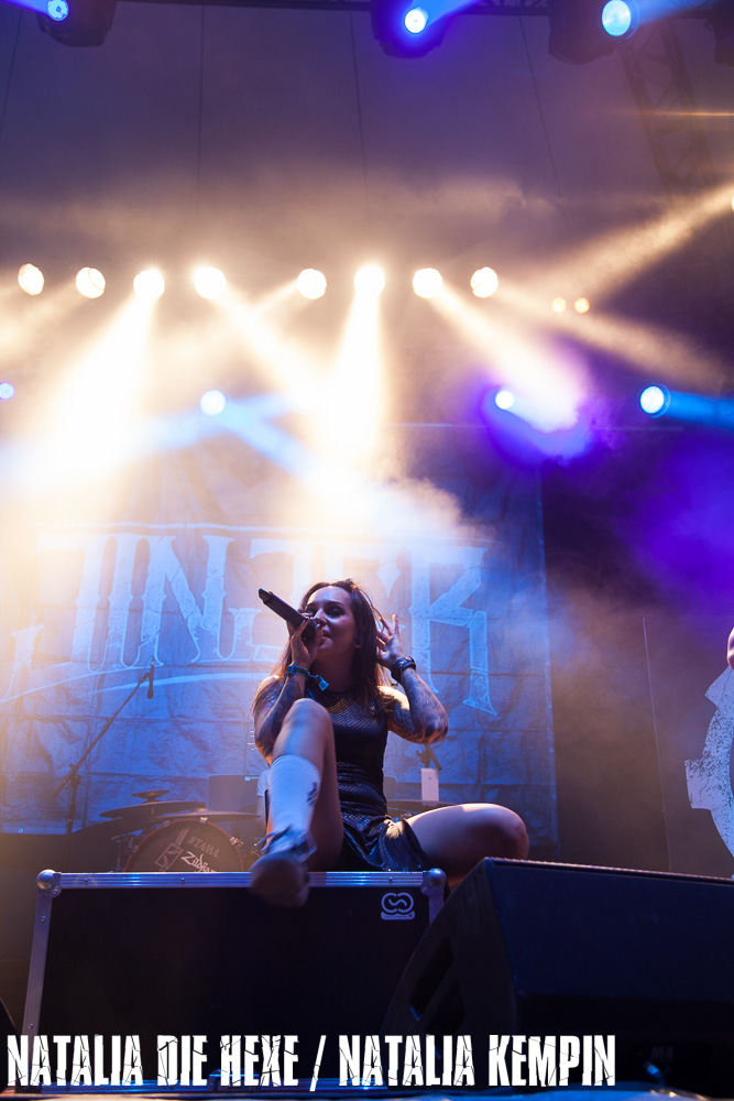 Фотография Jinjer #18, 18.08.2018, Germany, Dinkelsbühl, Summerbreeze Open Air
