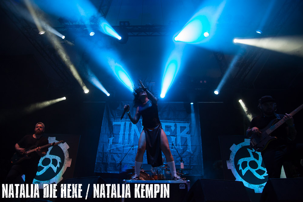 Фотография Jinjer #20, 18.08.2018, Germany, Dinkelsbühl, Summerbreeze Open Air