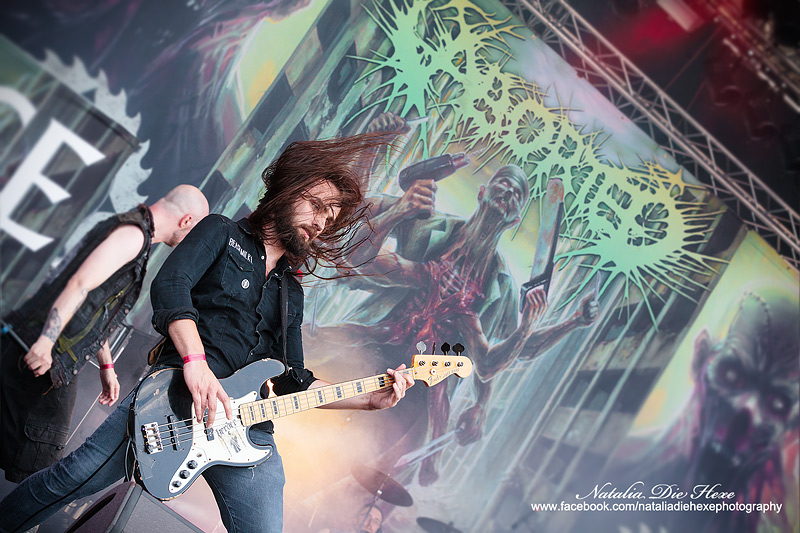 Фотография Aborted #6, 08.08.2014, Germany, Schlotheim, Party.San