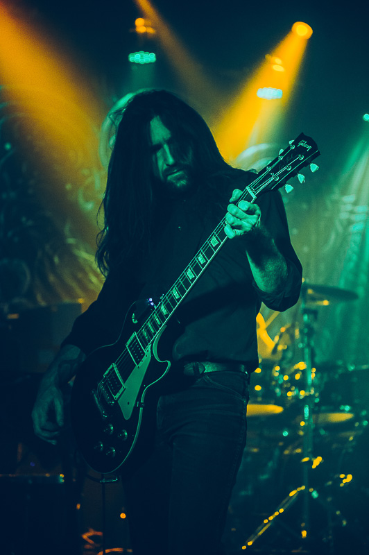 Фотография Wolves in the Throne Room #10, 20.11.2017, Москва, Город
