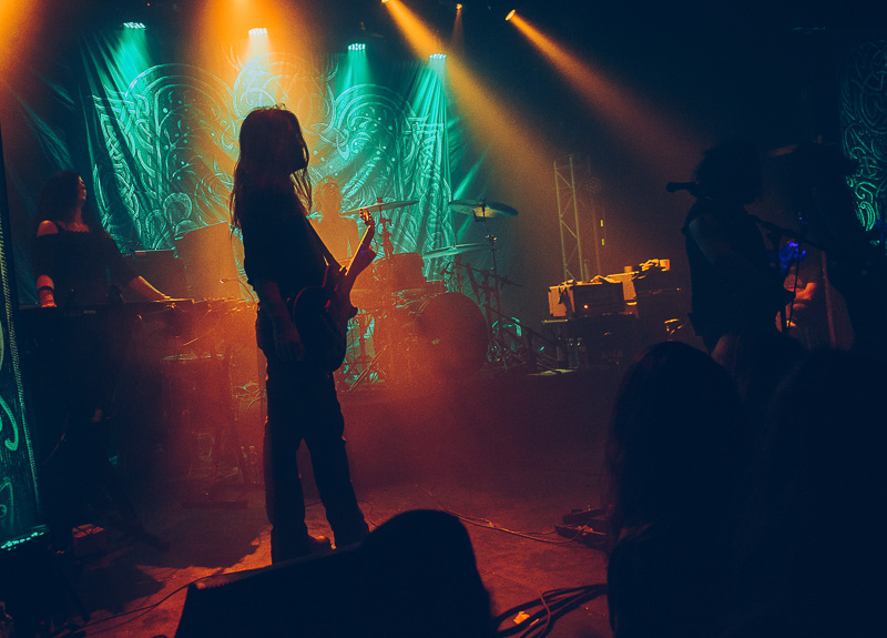 Фотография Wolves in the Throne Room #6, 20.11.2017, Москва, Город