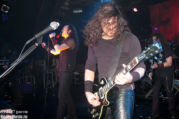 Фотография Moonspell #14, 06.04.2007, Germany, Hamburg, Markthalle