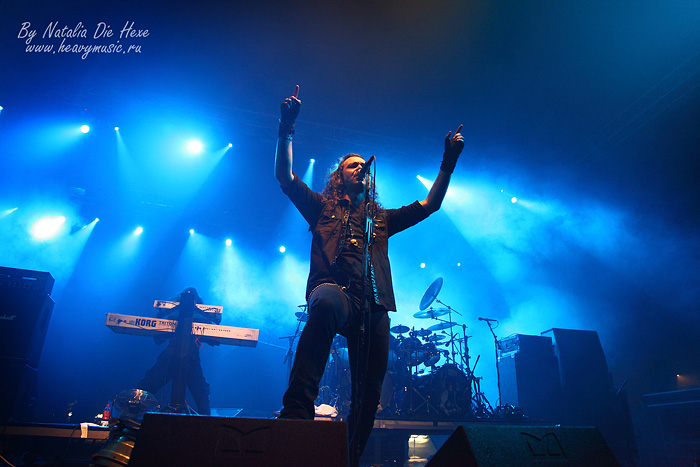 Фотография Moonspell #3, 03.07.2011, Germany, Lobnitz, With Full Force