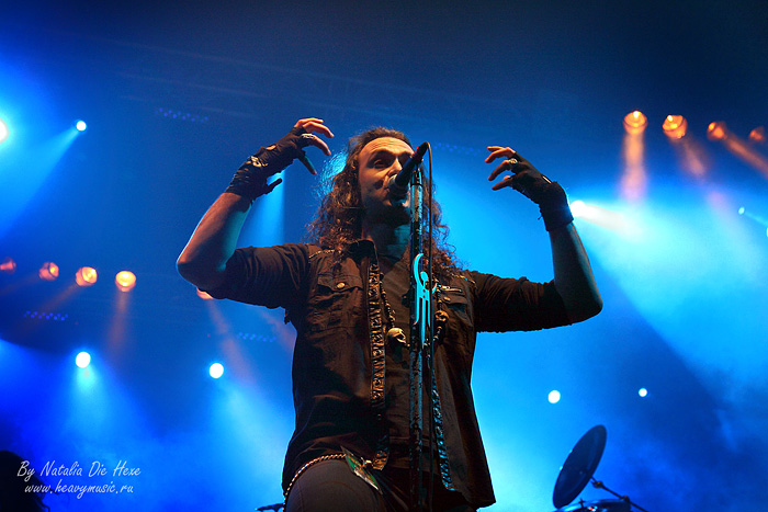 Фотография Moonspell #4, 03.07.2011, Germany, Lobnitz, With Full Force